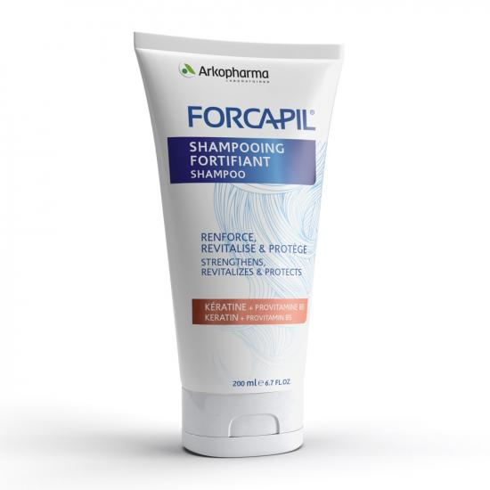 3D Forcapil shampoing