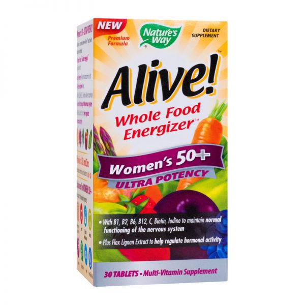 Alive Womens 50 Ultra