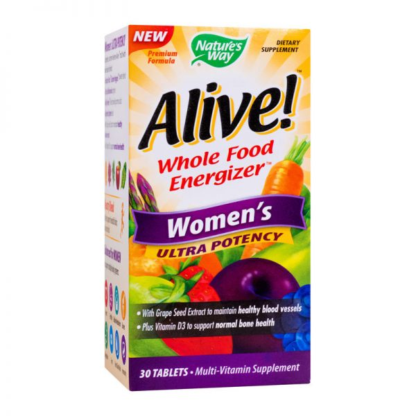Alive Womens Ultra