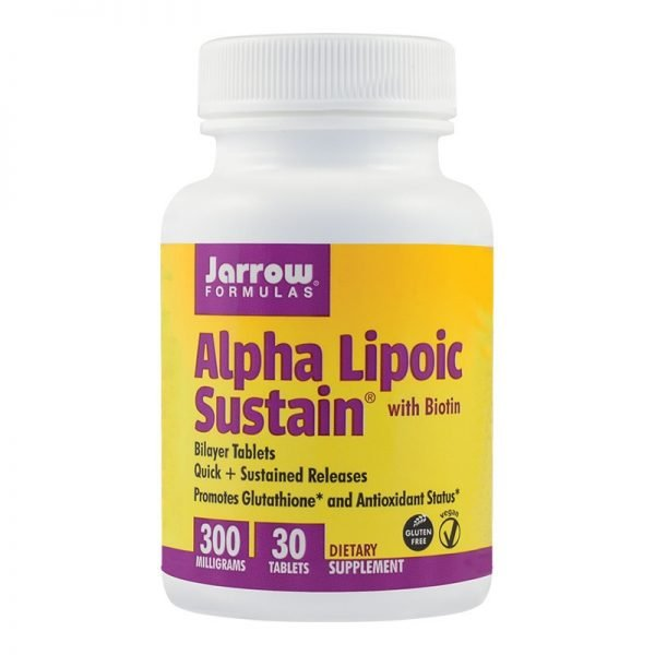 Alpha Lipoic Sustain® 300mg