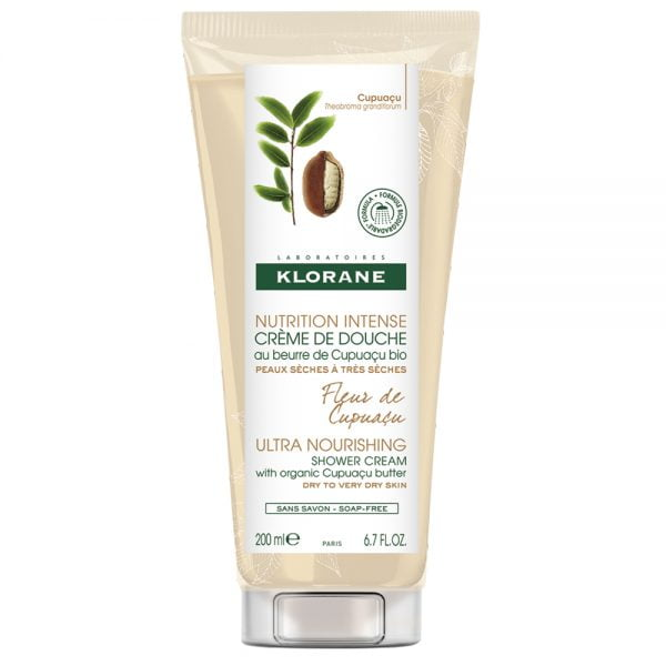 Crema de dus cu floare de Capuacu Nutrition Intense 200 ml